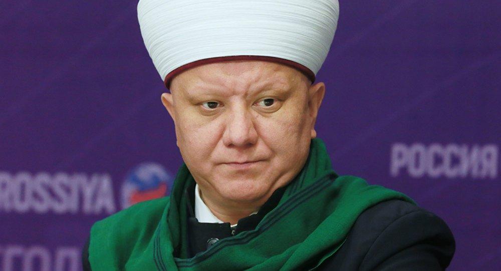المفتي ألبير كارغانوف