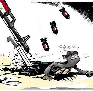 الجيش السوري يستعيد تدمر وما حولها