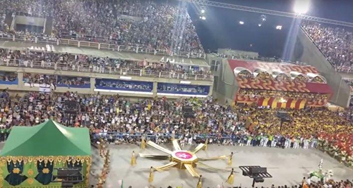 المغرب حاضر في كرنفال ريو دي جانيرو
