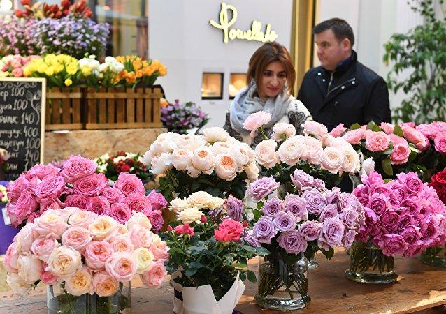 موسكو تستعد ليوم المرأة العالمي
