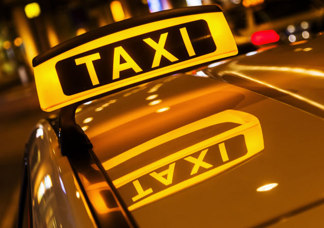 سيارة أجرة