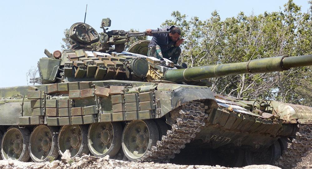 بالفيديو... الزخم العملياتي السوري يفجر المفاجئات ويصل ضفاف بحيرة الأسد