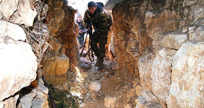 ما تركه تنظيم داعش قبل انسحابه من تدمر
