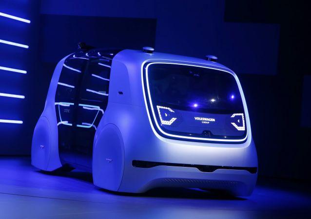 معرض جنيف للسيارات -  Volkswagen Sedric