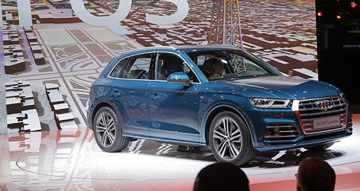 سيارة Audi Q5