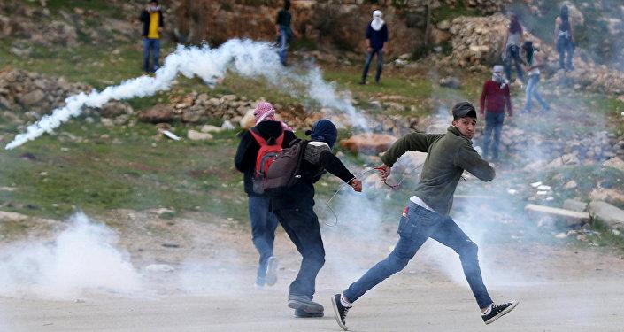 إستشهاد شاب واصابة اخرين برصاص الاحتلال قرب رام الله