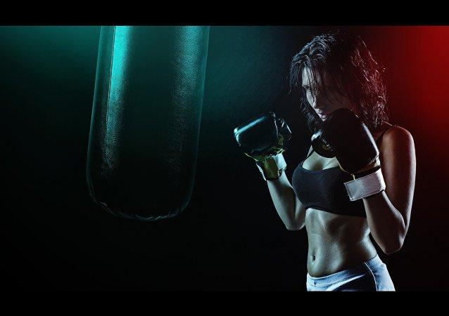 ملاكمة