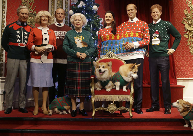 الأسرة الملكية البريطانية