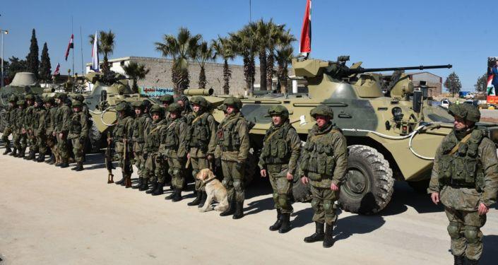 مهندسون عسكريون روس