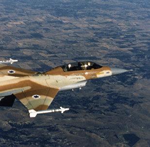طائرة إسرائيلية