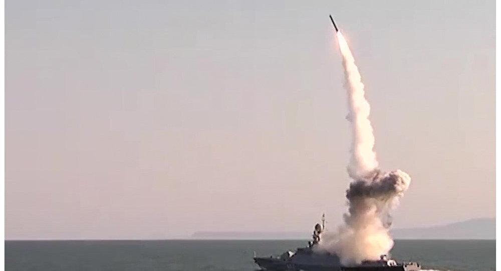 الأسلحة الروسية: صاروخ كاليبر المجنح