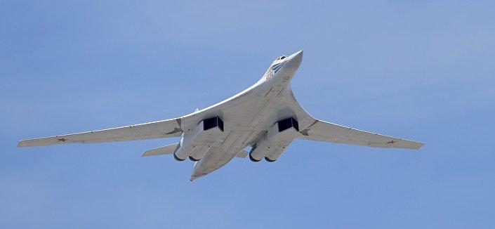 الأسلحة الروسية: قاذفة القنابل الاستراتيجية تو - 160