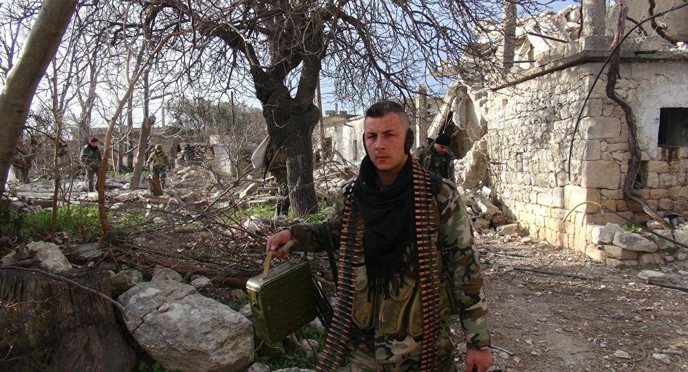 أبرز موقع سيطر عليه الجيش السوري في ريف حلب الشرقي