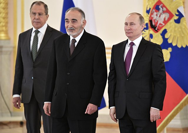 سفير أفغانستان لدى روسيا