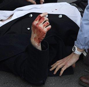 أحد ضحايا هجوم وستمنستر