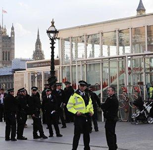 شرطة لندن بعد الهجوم