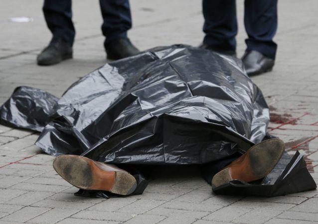 مقتل دينيس فورونينكوف، وهو عضو سابق في الدوما (مجلس النواب الروسي)، في مدينة كييف عاصمة أوكرانيا، في 23 مارس/آذار 2017.