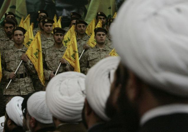 قوات المقاومة اللبنانية حزب الله في لبنان