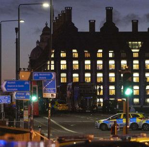 موقع الهجوم الإرهابي في لندن