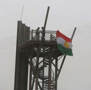 جبل كورك، كردستان العراق 23 مارس/ آذار 2017