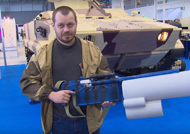 معرض كوبينكا للأسلحة الروسية المتطورة