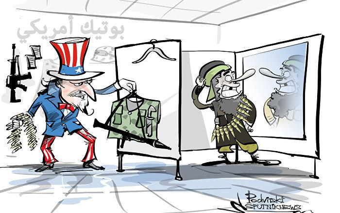 الأمريكان أطعموا 30 ألف طالبان