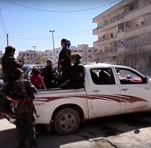 كتيبة وحدات حماية الشعب للنساء في سوريا: سنقضي التحالف التركي
