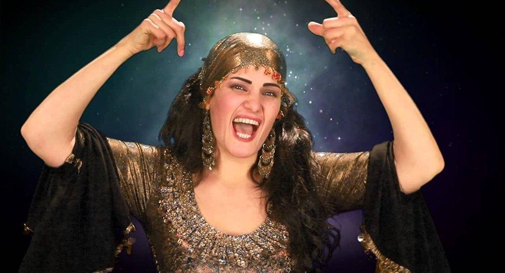 الراقصة المصرية سما المصري