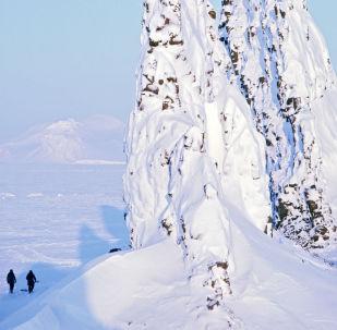 أرخبيل فرنسوا جوزيف في أقصى شمال روسيا