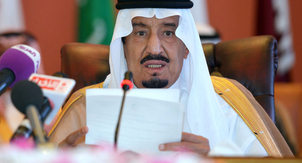 الملك السعودي سلمان بن عبد العزيز