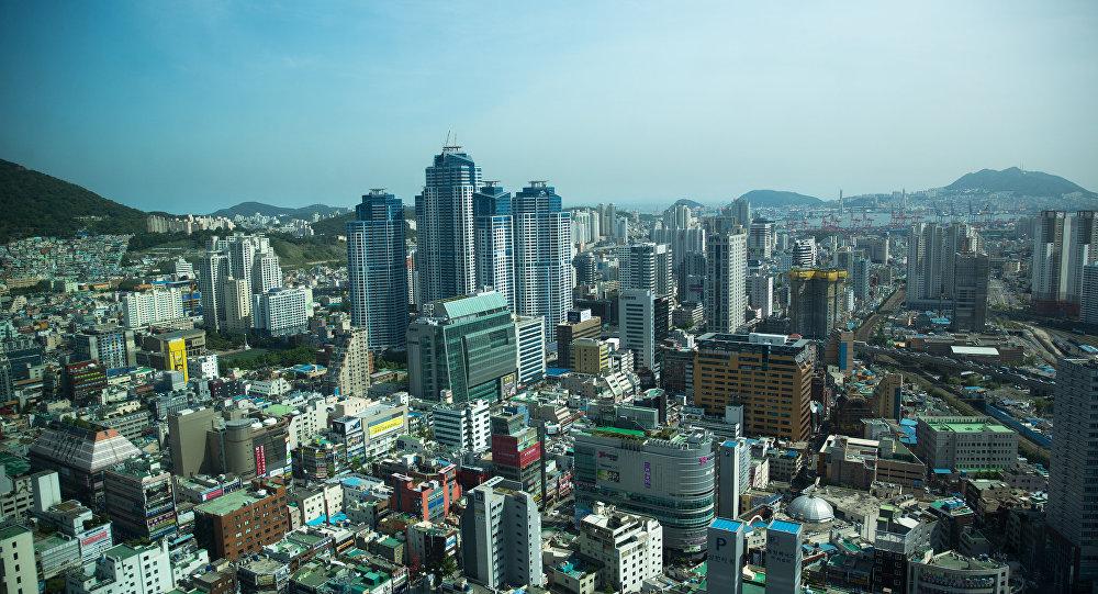 بوسان كوريا الجنوبية