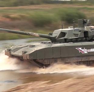 دبابة تي 14 أرماتا