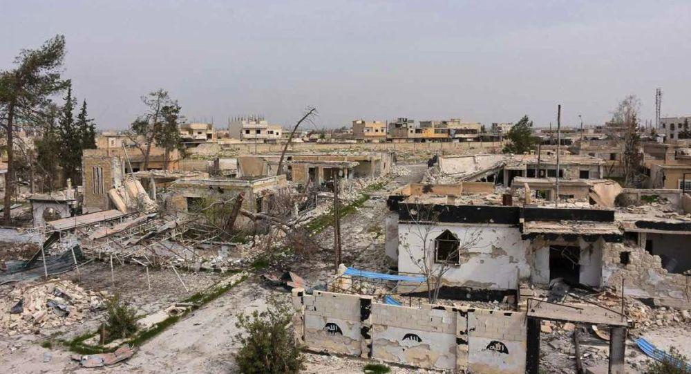 قوات الجيش العربي السوري تستعيد مدينة دير حافر بمحافظة حلب