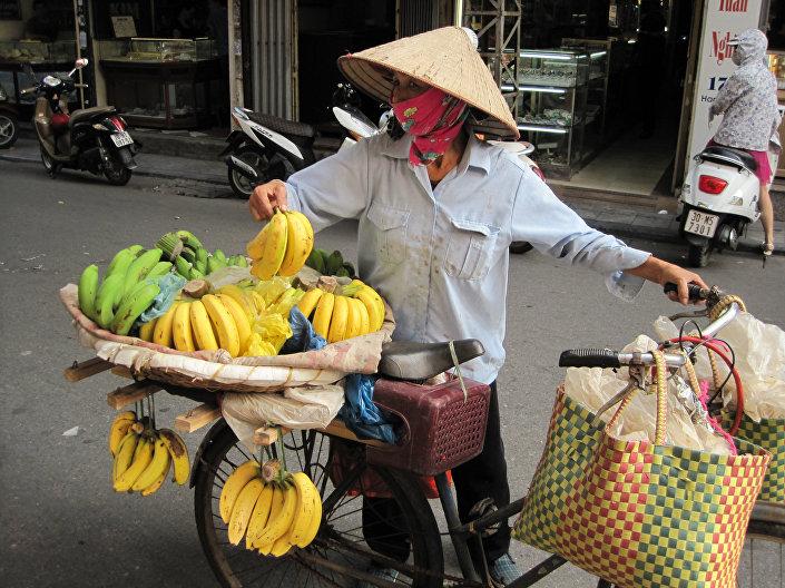 العاصمة الفيتنامية هانوي