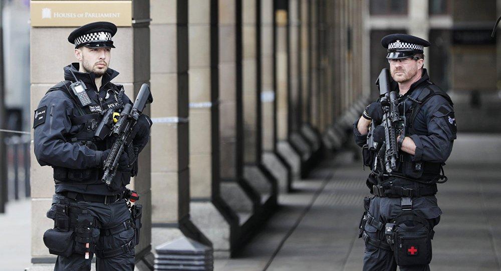 قوات الشرطة البريطانية  (أرشيفية)