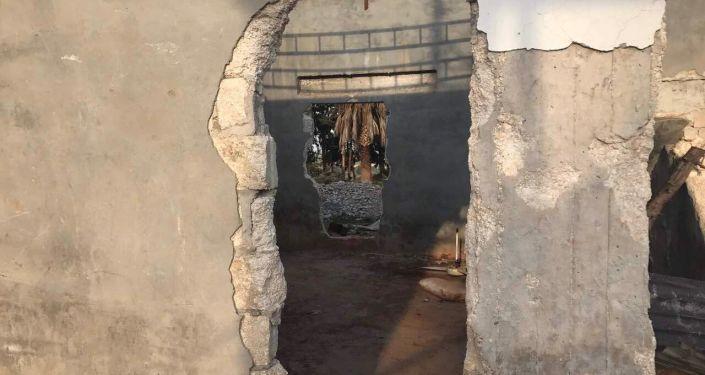 الوضع في حماة، سوريا