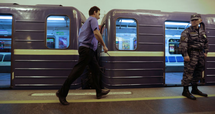 مترو سان بطرسبورغ