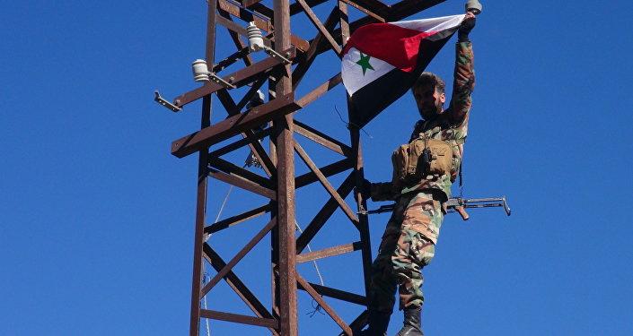 سكان بلدة خطاب عادوا بعد تحرير الجيش لها بدقائق
