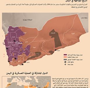العملية العسكرية في اليمن