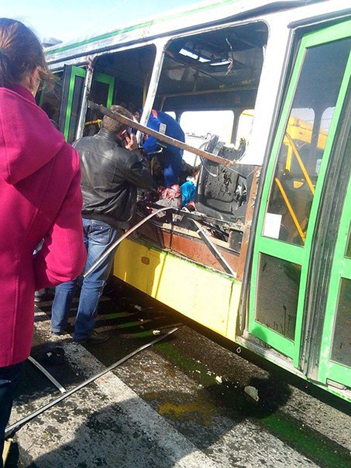 عملية إرهابية في باص عمومي بمدينة فولغوغراد، 21 أكتوبر/ تشرين الأول 2013