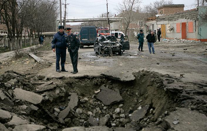 عملية إرهابية في كيزلر، 31 أكتوبر/ تشرين الأول 2010