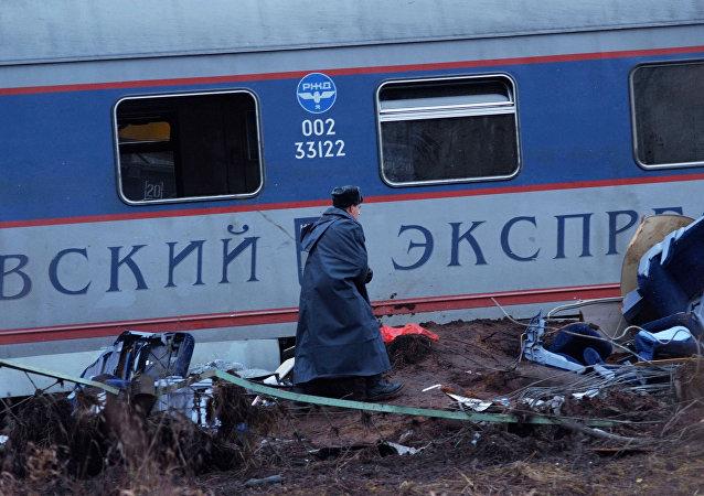 حادث قطار-أرشيف