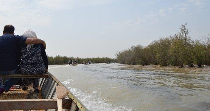 جمال الطبيعة في العراق