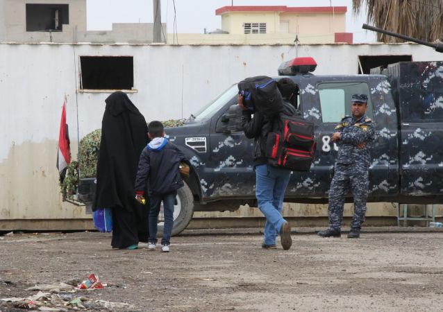 الوضع الراهن في الموصل، العراق