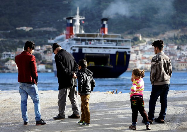 ميناء يوناني