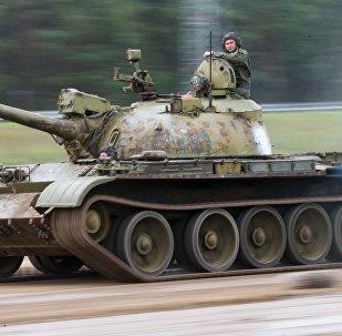 دبابة روسية