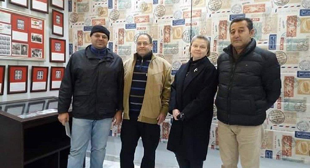 لبنان في عيون روسية ...معرض قريب في موسكو