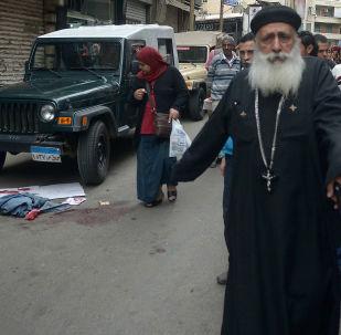 تفجير إرهابي في الإسكندرية، مصر