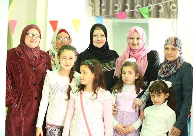 ماذا قالت وزوجات الفلسطينيين الأجنبيات عن الحال في قطاع غزة؟