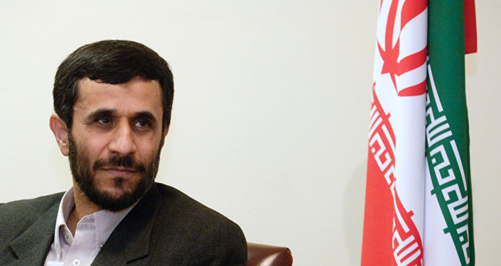 محمود أحمدي نجاد